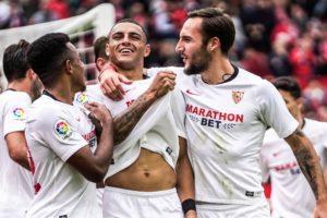 El gol de Diego Carlos le da la victoria al Sevilla frente al Leganés