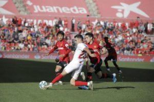 El Sevilla encara el nuevo año en la 3ª posición