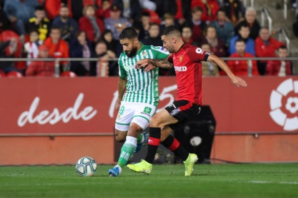 El Betis se trae 3 puntos de Mallorca