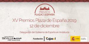 La Delegación del Gobierno en Andalucía entrega los 'XV Premios Plaza de España' como homenaje a la Constitución