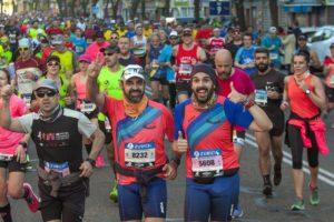 Los entrenamientos oficiales del Maratón 2020 comienzan en el parque de María Luisa