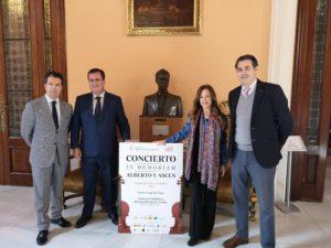 El Lope de Vega acoge el concierto de Navidad de la Orquesta Sinfónica Metropolitana de Sevilla en memoria de Alberto Jiménez Becerril y Ascensión García