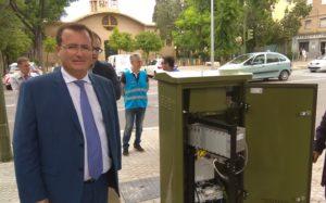 300.000 euros para la renovación y mejora de los cruces semafóricos de los distritos Norte y Macarena