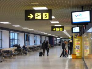 El Aeropuerto cerró noviembre rozando los 600.000 pasajeros