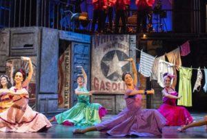 West Side Story, un espectáculo de récord para el Maestranza