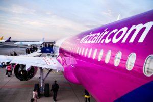 Wizz Air conectará Sevilla y Bucarest