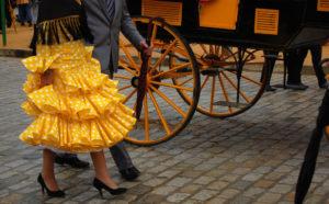 Abierto el plazo para pagar las casetas y los carruajes de la Feria