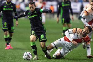 El Betis se despide de la Copa en los penaltis