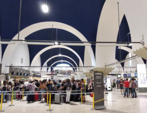 Nuevo récord en el Aeropuerto: 7,5 millones de pasajeros en 2.019