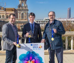 El Maratón 2020 bate récords de participación femenina y de extranjeros