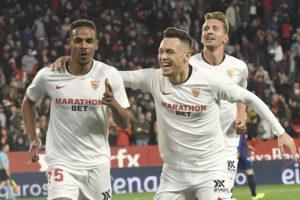 El Sevilla se planta en octavos de Copa
