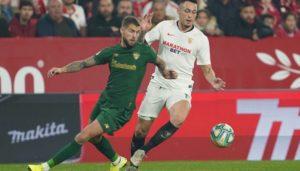 El Sevilla arranca el año con un empate frente al Athletic