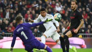 El VAR termina con las opciones del Sevilla ante el Real Madrid