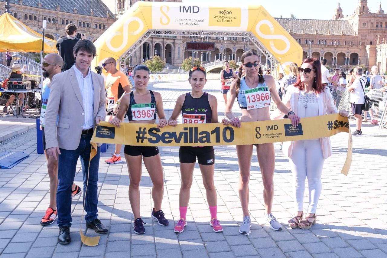 El IMD abre el plazo de inscripción para el circuito #Sevilla10 con 50.000 dorsales