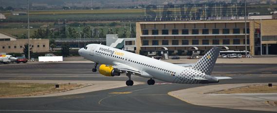 Vueling apuesta por el Aeropuerto de Sevilla