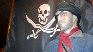 """Los""""Piratas"""" desembarcan en el Pabellón de la Navegación hasta el 19 de abril"""