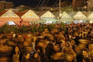 El Distrito Cerro-Amate estrenará caseta en la Feria 2020