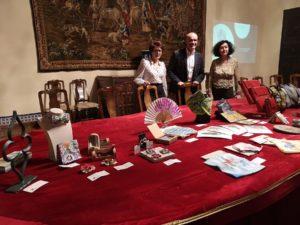 Productos artesanales sevillanos para la marca Real Alcázar