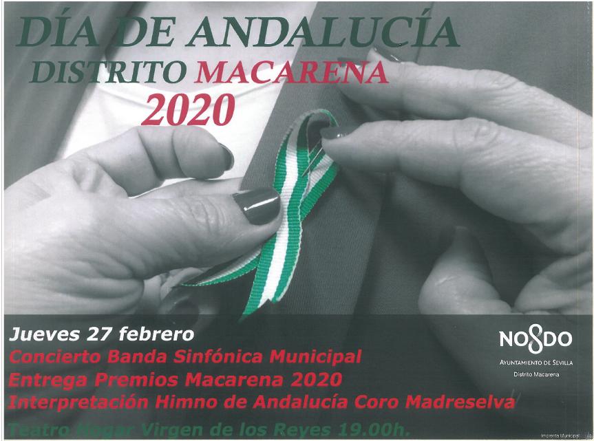Actividades en los Distritos para celebrar el Día de Andalucía