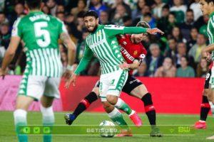 Decepcionante empate del Betis frente al Mallorca