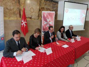 La Fundación Hospitalaria Orden de Malta abrirá un dispensario médico para personas sin hogar en Torneo