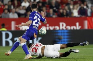 Sólo un punto para el Sevilla contra el Alavés