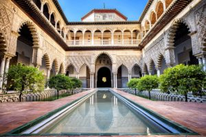 El Alcázar vuelve con las visitas guiadas gratuitas para los sevillanos