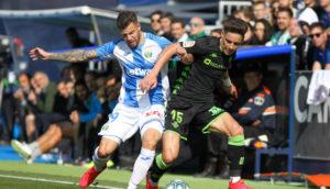 El Betis no pasa del empate en Leganés