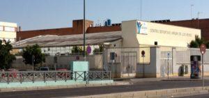 El nuevo Centro Deportivo Virgen de los Reyes, más cerca