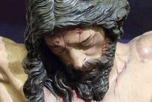 'La evolución del paso del Santísimo Cristo de la Buena Muerte' podrá visitarse hasta el 22 de febrero en el Ayuntamiento
