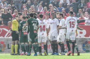 El Sevilla deja escapar 2 puntos frente al  Espanyol