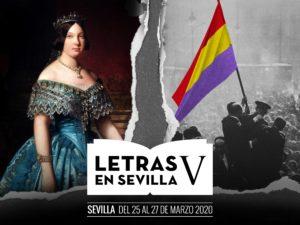 'Letras en Sevilla' debatirá sobre monarquía o república