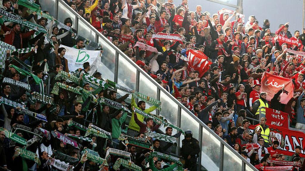 Aplazado el derbi Sevilla-Betis