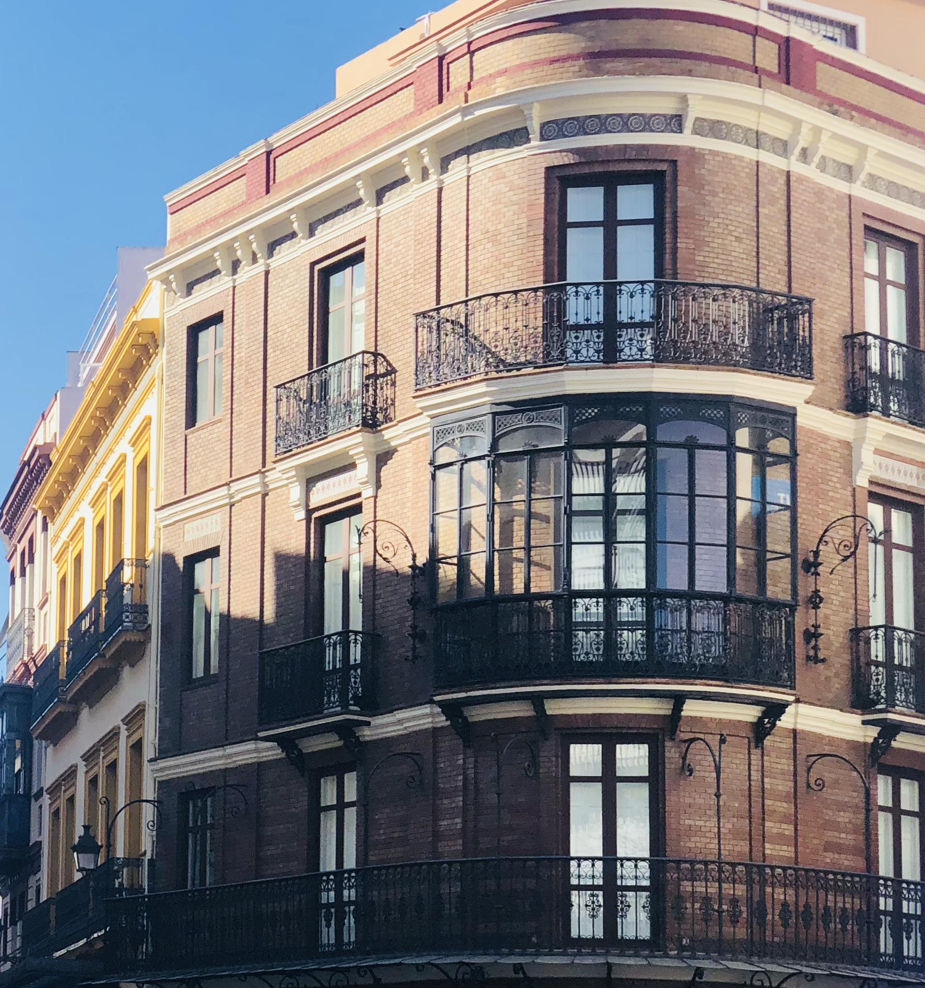 Balcones a la calle