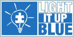 Autismo Sevilla iluminará de azul terrazas y ventanas el 2 de abril