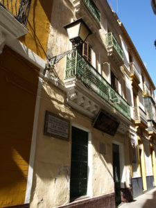 La casa natal del poeta Luis Cernuda ya es propiedad municipal