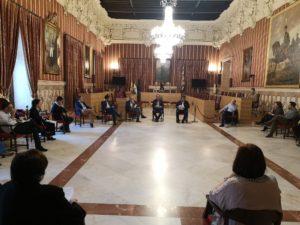 Comunicado oficial de nuevas medidas del Ayuntamiento por coronavirus