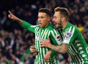 El Betis se crece ante el Real Madrid
