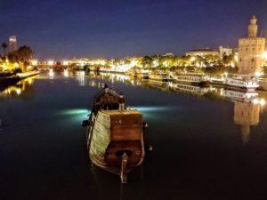 La Nao Victoria ya está de vuelta en Sevilla