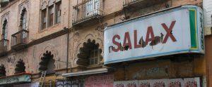La Junta lleva a Consejo la inscripción como BIC de los cines Cervantes, Llorens y Trajano