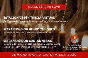 #miestaciondepenitenciaencasa, la propuesta del Consejo para vivir la Semana Santa 2020