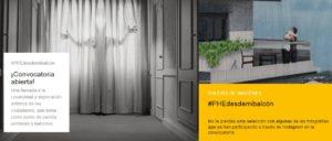 Sevilla se suma al proyecto on line de PHotoESPAÑA, que reunirá las fotos hechas desde los balcones