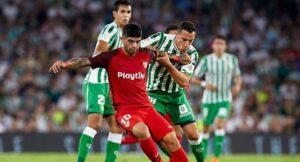 """El Sevilla-Betis reabrirá la Liga, de la """"nueva normalidad"""", el 11 de junio"""