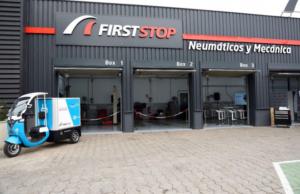 First Stop Sevilla incorpora los vehículos eléctricos Scoobic a su flota