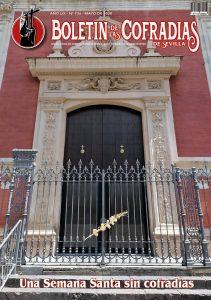 Un Boletín de Cofradías histórico con la crónica de una Semana Santa sin procesiones