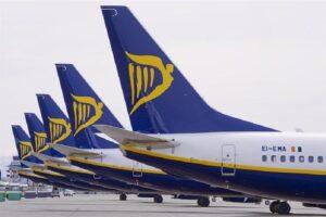 Ryanair adelanta al 21 de junio el reinicio de sus conexiones con el aeropuerto de Sevilla