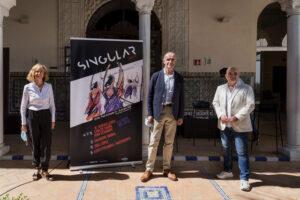Salvador Sobral, Xoel López, Asier Etxeandía, Carlos Saura o Juan Echanove estarán en el Singular Fest en julio