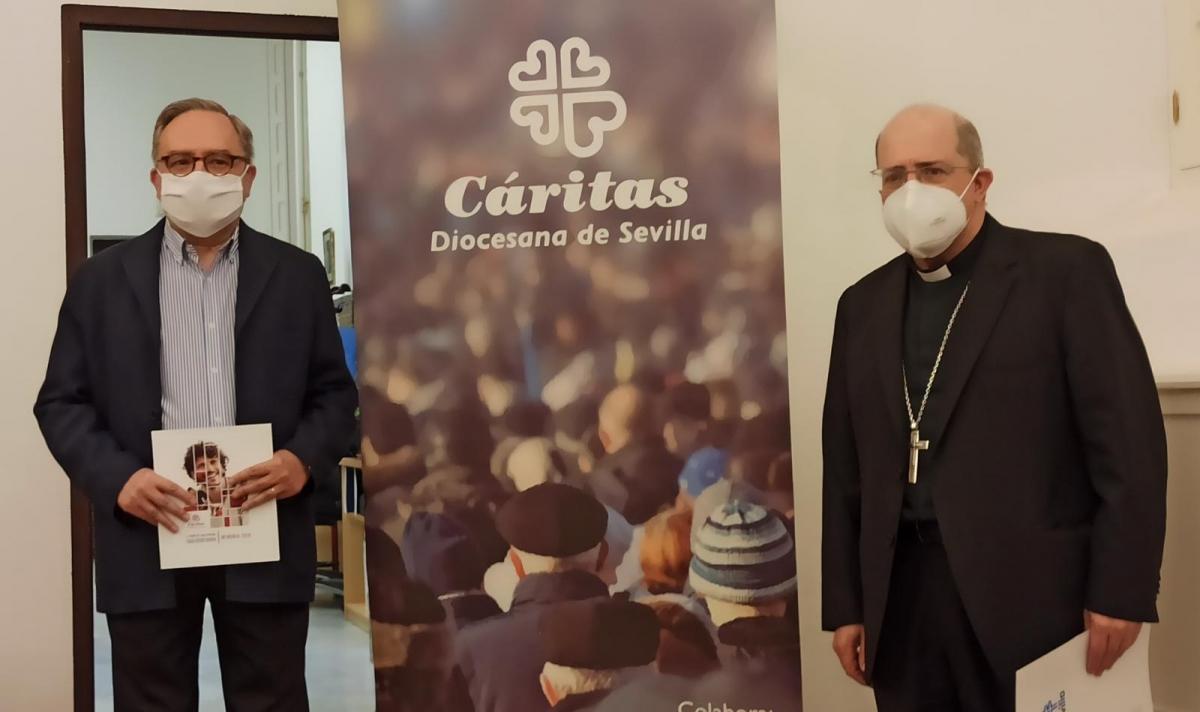 Cáritas recibe un 35% más de peticiones de ayuda