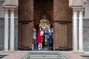 El Real Alcázar de Sevilla reabre sus puertas el 15 de junio