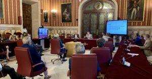El Ayuntamiento diseña un plan extraordinario de inversión pública de 53,7 millones de euros en cuatro años con los ingresos obtenidos por la venta de solares municipales y la Gavidia